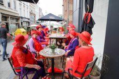 14 jaar Red Hat Society