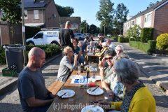 Barbecue Prins Mauritsstraat deel 2
