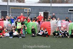 Coronatoernooi met Bubbleball bij BVC'12 in Beek deel 1