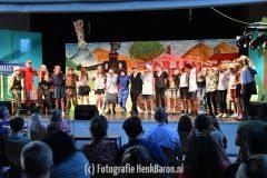 Afscheidsmusical groep 8A basisschool Biezenkamp deel 3