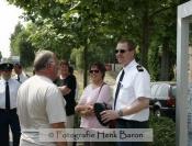 Fotos afscheid Henk 24 juni 2005