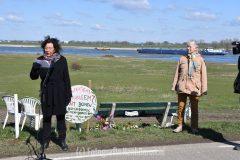 herdenking overlijden Ad Brandwijk