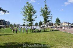 Hoogwater langs de Waal zaterdag 17 juli deel 1