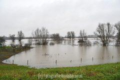 Hoogwater van woensdag 3 februari
