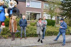 Joke en Jo Huisman-Looman 50 jaar getrouwd