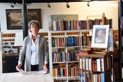 Opening tentoonstelling Ingrid Linskens in Beek