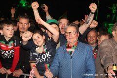 Overwinningsfeest N.E.C in Nijmegen