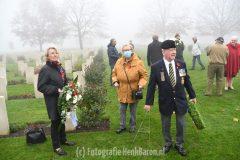 Remembrance Day erebegraafplaats Groesbeek