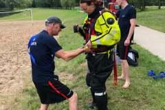 Teambuilding dag brandweer Ubbergen