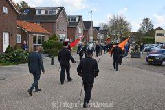 Uitvaart Geert Basten deel 2
