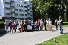 Vrijwilligers Toek Toek in het zonnetje gezet