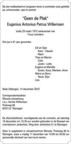 Geen_de_Plak