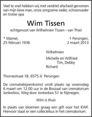 Wim_Tissen_advertentie