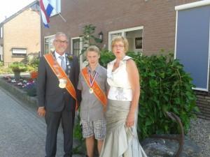 Koningspaar 2013-2014OEV