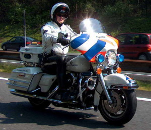 Harley-politie