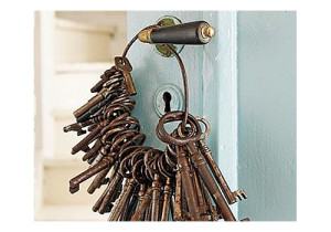 sleutelringen