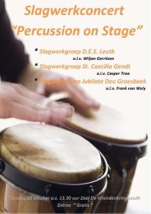 Slagwerkconcert_'Percussion_on_Stage'