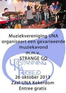 strangego poster (Large)