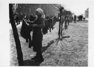 vrouwen dwangarbeiders in Duitsland
