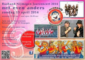 Jaarconcert 2014 net even anders (Large)