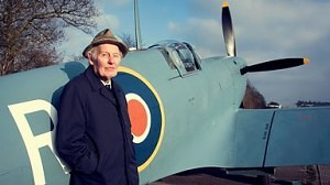 Jimmy Taylor spitfire pilot WW2