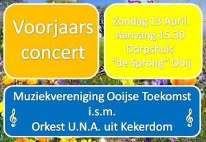 Poster Voorjaarsconcert 2014 (Large)