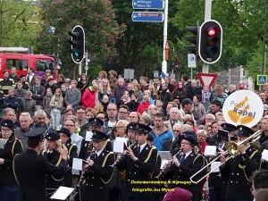 Dodenherdenking Nijmegen 2014 (7)kopie