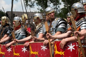 Romeinenfestival-Nijmegen_Legionairs