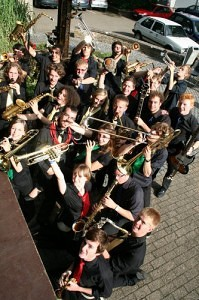 Worcestershire Youth Jazz Orchestra