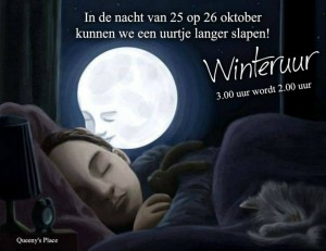 wintertijd 2