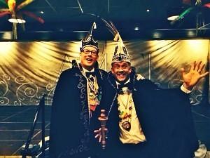 Prins Bas en Walter