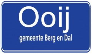 Ooij gemeente Berg en Dal