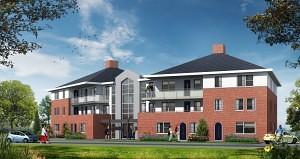 PR5602 12 appartementen Kerkdijk te Ooij 3-01