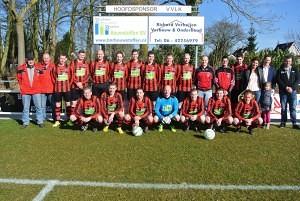 VVLK 3e elftal