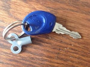 Fiat sleutel