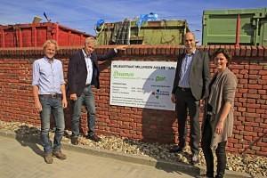 Foto 1 Milieustraat Milingen aan de Rijn (Daamen)
