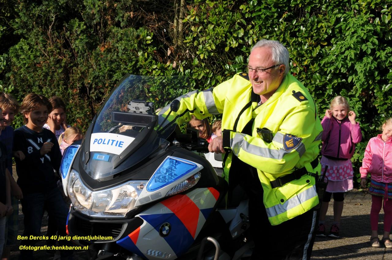 40 jarig ambtsjubileum politie Ben Dercks viert 40 jarig ambtsjubileum – HenkBaron.nl 40 jarig ambtsjubileum politie
