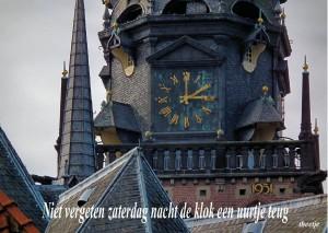 klok Stevenstoren