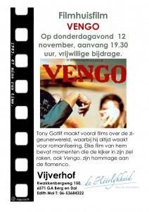 Filmhuisfilm Vengo