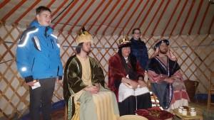 Reis mee naar Bethlehem 2015 Drie Koningen