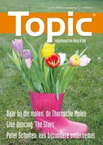 Voorpagina Topic Berg en Dal Lente 2016