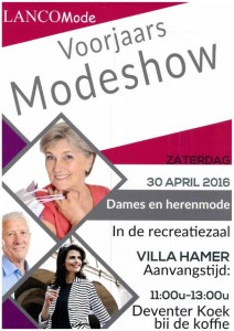 modeshow Hamer