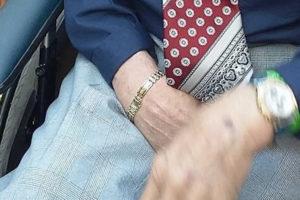 kleingeld armband 1
