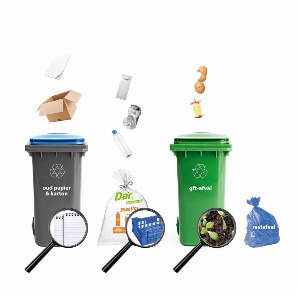 Afbeeldingsresultaat voor gemeente berg en dal afval
