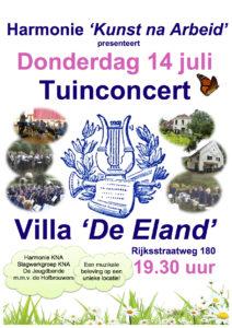 Flyer KNA Eland