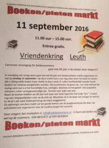 boeken en platenmarkt